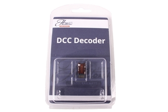 DCR-6PIN-Direct 6-pin 2-function 1.1Amp direct plug decoder with back EMF