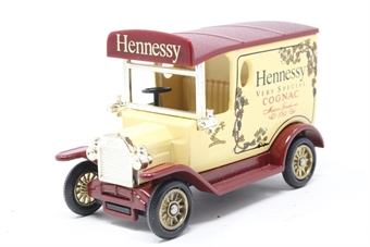 DG006171-PO Ford Model T Van 'Hennessy Cognac' - Pre-owned - imperfect box