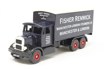 DG044029-PO03 Scammell 6 Wheeler - 'Fisher Renwick' - Pre-owned - replacement box