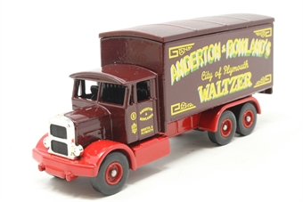 DG044031-PO03 Scammell 6 Wheeler - 'Waltzer - Anderton & Rowlands' - Pre-owned - imperfect box