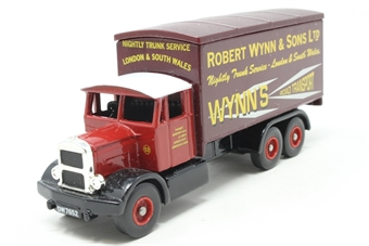 DG044033-PO05 Scammell 6-wheeler – 'Wynns' - Pre-owned - imperfect box