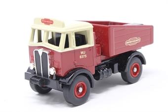 "DG114000-PO11 AEC Mammoth ballast lorry ""British Railways"" - Pre-owned - imperfect box"