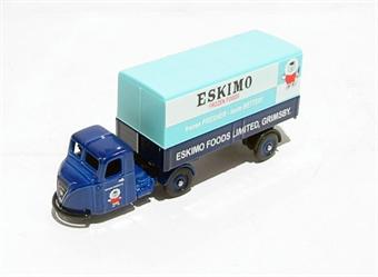 "DG148017 Scammell Scarab van with trailer ""Eskimo Foods"""