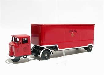"DG199008 Scammell Mechanical Horse stepframe trailer ""Royal Mail"""
