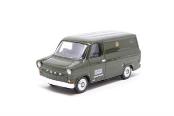 "DG200001-PO02 Ford Transit van ""Post Office"" - Pre-owned - Like new £6"