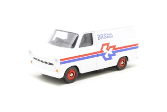 "DG200002-PO Ford Transit van ""BRS Truck Rental"". Non limited - Pre-owned - Like new"