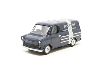 """DG200003-PO02 Ford Transit van """"Securicor"""". Non limited - Pre-owned - Like new"""