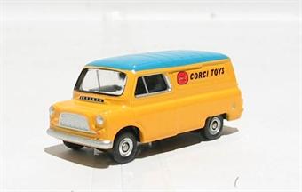 """DG203002 Bedford CA van """"Corgi Toys"""". Non limited £3.50"""