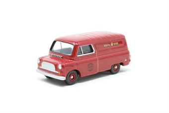 "DG203004-PO Bedford CA van ""Royal Mail"". Non limited - Pre-owned - Like new"