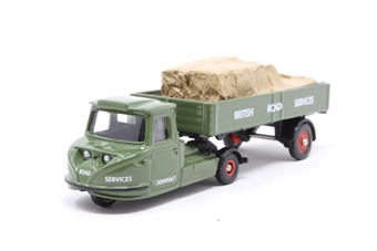 """DG206001-PO02 Scammell Townsman dropside trailer & load """"BRS"""" - Pre-owned - Like new £6"""