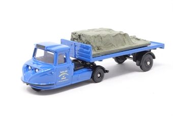 DG206002-PO02 Scammell Townsman Flatbed/Load - Isle of Man Steam Packet Co Ltd - Pre-owned - Like new