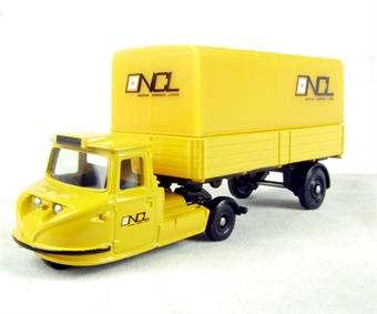 "DG206003 Scammell Townsman Box Trailer - ""National Carriers Limited"""
