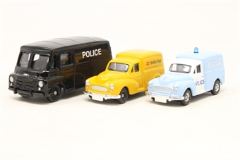 DIECASTBUNDLEOO-PO22 Bundle of three assorted vehicles - Pre-owned - sold as seen