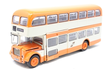 """DL08-PO01 Alexander bodied Dennis Loline III single door """"Selnec Cheshire"""" - Pre-owned - Like new £26"""