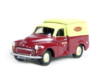 "EM76630 Morris Minor Van ""British Railways"""