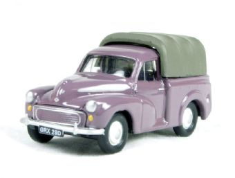 EM76634 Morris Minor Pick-up in rose taupe with rear cover