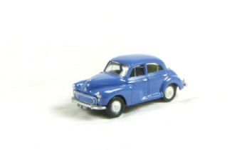 EM76833 Morris Minor 4-Door Saloon in Surf Blue