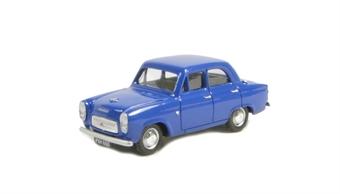 EM76865 Ford Prefect 100E 4-door saloon in Dark blue