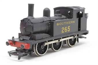 F108-PO03 Class G6 0-6-0T 265 in Southern Black - Pre owned - Kit built