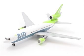 GJJMC296-PO McDonnell Douglas DC-10-30 - 'JMC' - Pre-owned - Like new - imperfect box