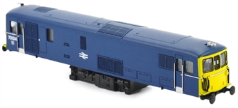 "GM2210202 Class 73/1 E6039 in BR electric blue - ""Gaugemaster Collection"""