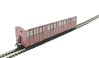 GR-400U L&B Bogie composite coach in Indian red £34
