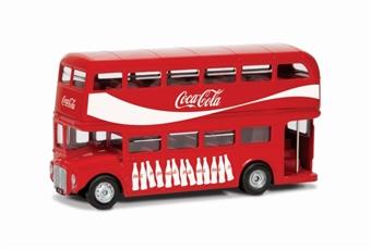 GS82332 London bus - Coca Cola - Limited Edition