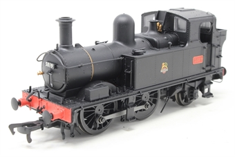 H1410-PO01 Class 58xx 0-4-2T 5819 in BR Unlined black with early emblem - Open box, Noisy runner