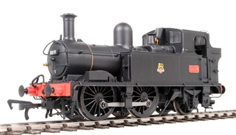 H1410 Class 58xx 0-4-2T 5819 in BR Unlined black with early emblem £99