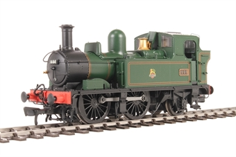 H1413 Class 14xx 0-4-2T 1444 in BR Lined green with early emblem