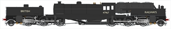"H2-BG-003 Beyer Garratt 2-6-0 0-6-2 47967 in BR black with ""BRITISH RAILWAYS"" lettering £199"