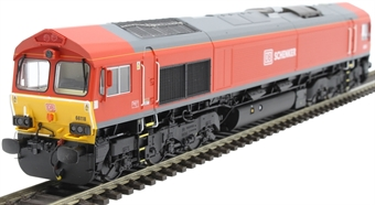 H4-66-007-S Class 66 66118 in DB Schenker livery - Sound Fitted