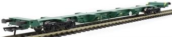 H4-FEAE-004 FEA-E intermodal wagon in Freightliner green