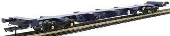 H4-FEAS-001 FEA-S intermodal wagon 640683 in GBRf blue