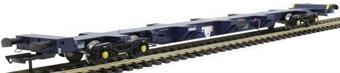 H4-FEAS-003 FEA-S intermodal wagon 640640 in GBRf blue