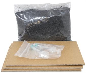 H4-KIT-COAL Wagon Load starter kit - Coal £12.50