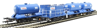 H4-RHTT-001 Rail Head Treatment Train 'Sandite' with 2 wagons and sandite modules