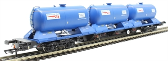 H4-RHTT-003 Rail Head Treatment Train 'Water' wagon with 3 water modules to extend either RHTT pack to 3 wagons