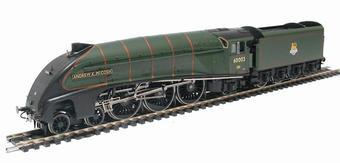 "R2435Loco Class A4 4-6-2 60003 ""Andrew K McCosh"" in BR Green"
