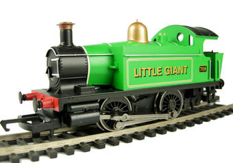 """R1085Loco Class 101 Holden 0-4-0T """"Little Giant"""" 709 in GWR Green"""