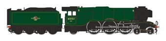 "H7-A3-007 Class A3 4-6-2 60103 ""Flying Scotsman"" in BR green with late crest and unstreamlined corridor tender £750"