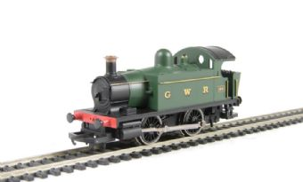 R1109Loco Class 101 Holden 0-4-0T 105 in GWR Green