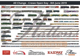 HAT-Poster-01 All Change - Crewe Open Day A1 Poster