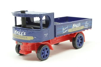 "HML01-PO 1927 Fowler Steam Wagom - ""Hall's Mentho-Lyptus"" - Pre-owned - imperfect box"