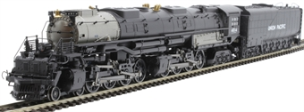 HR2753 Class 4000 'Big Boy' 4-8-8-4 4014 in Union Pacific black - Special Edition