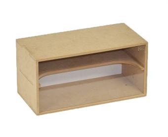 HZ-OM09 Modular Organizer small model storage module - flat-pack kit