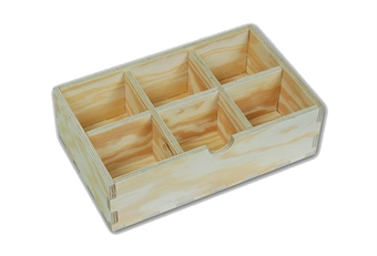 HZ-WM1S Workshop drawer organiser - flat-pack kit