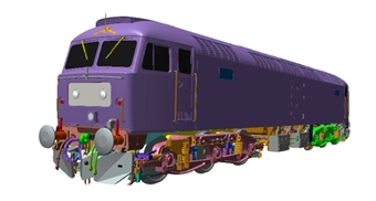 HeljanClass47Placeholder All new OO gauge Class 47 - see item description for information