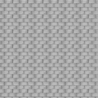 ID-BM010 Self-adhesive building papers - Breeze blocks - Pack of ten A4 sheets