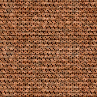 ID-BM030 Self-adhesive building papers - Engineering brick - Pack of A4 ten sheets